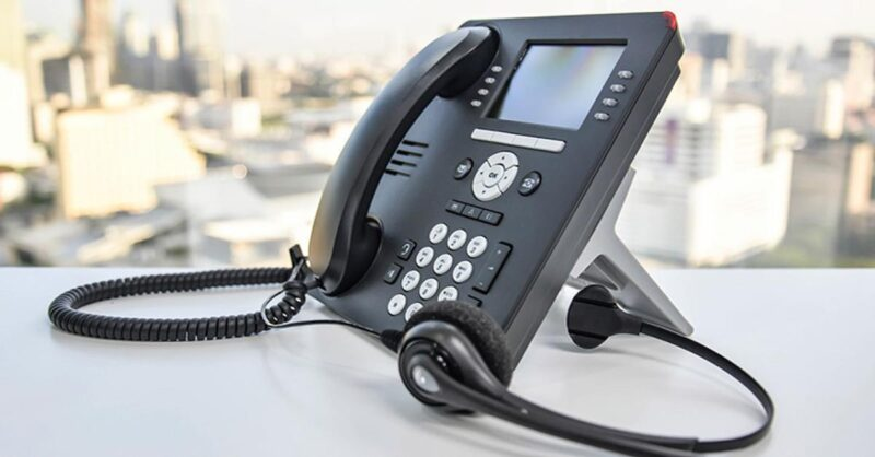 IP phone service