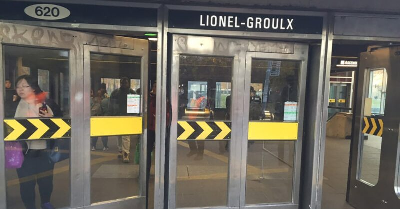 change Lionel-Groulx metro to Oscar Peterson