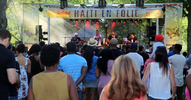Montreal's Festival Haïti en Folie