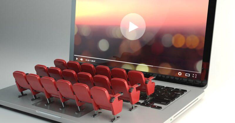 Online movie premiers