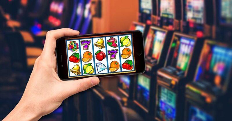 slot machines trends
