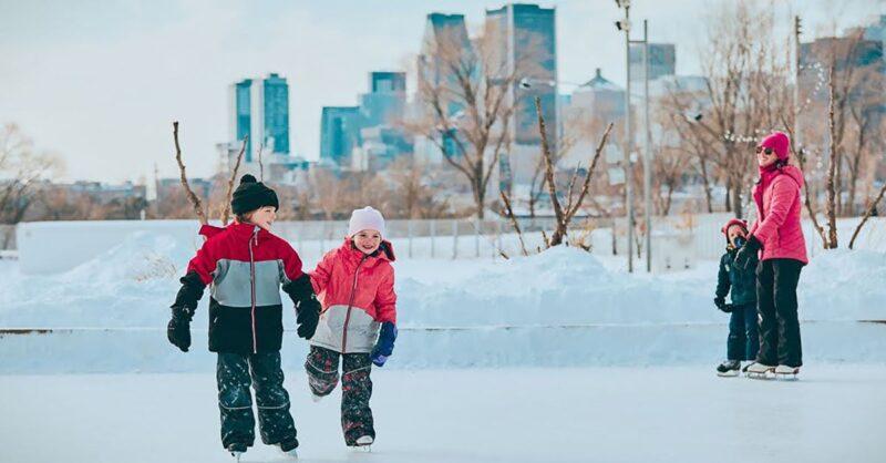 New Montreal skating rink