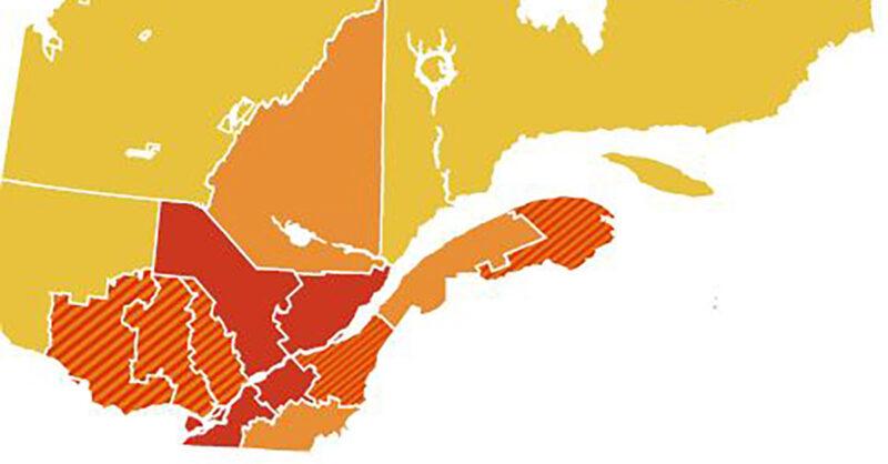 Quebec-Covid-Alert-Zones-Map-mtltimes-October-22nd-2020
