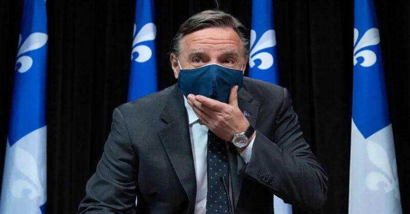 Quebec-Premier-wearing-a-face-mask-min