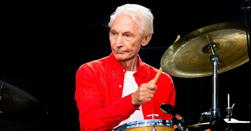 Rolling Stones drummer dies