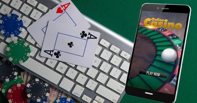 Why online gambling increased