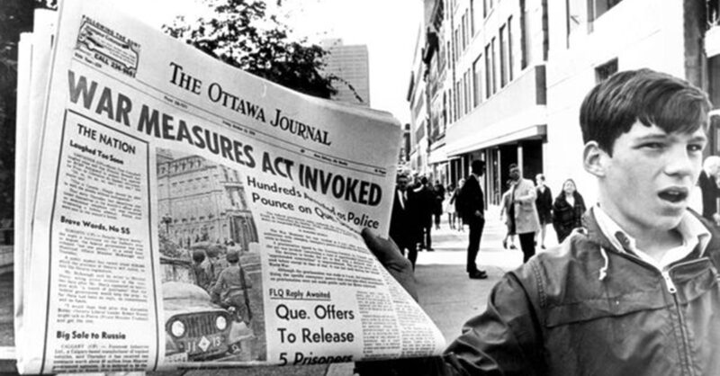 The-Making-of-the-October-Crisis-newspaper