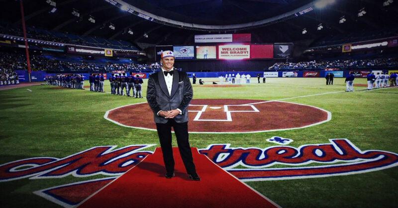 Tom Brady fools Montreal