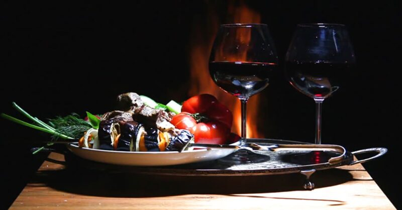 Wine for vegans and vegetarians
