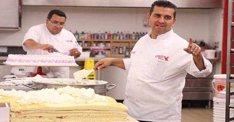 he Cake Boss opening in Canada