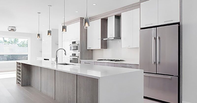 Choosing beautiful kitchen cabinets