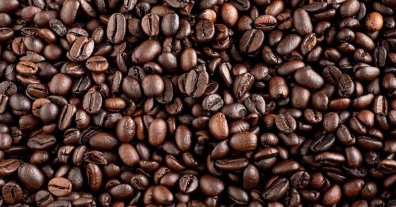 dark roast coffee