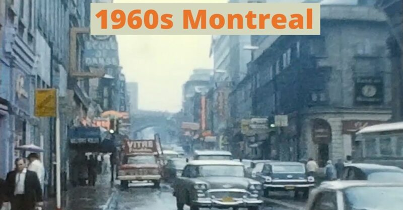 Montreal in the 60s