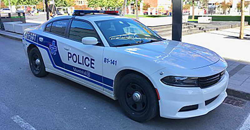 Montreal Police checked over 7900 locations