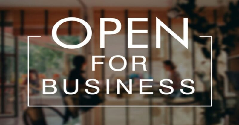 Quebec businesses allowed to open