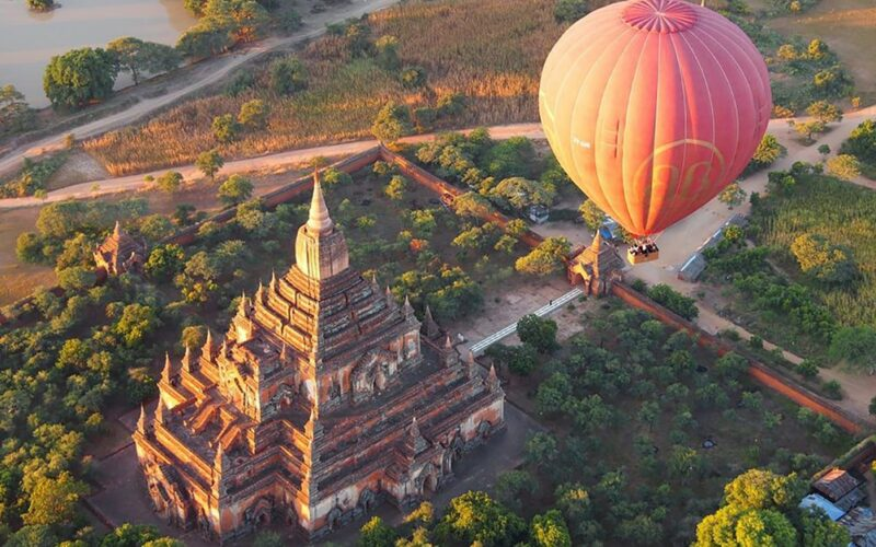 places to visit in Myanmar