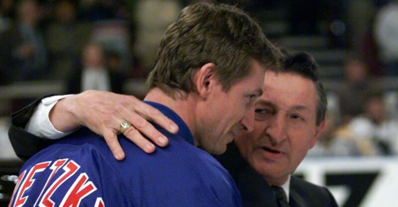Walter Gretzky dies at 82
