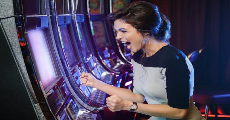 win playing slots
